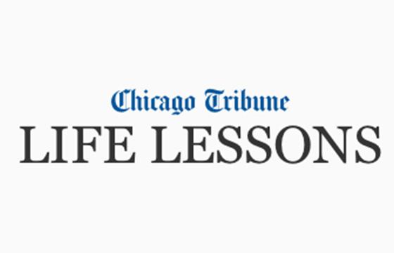 Chicago Tribune – Come on, Get Happy!