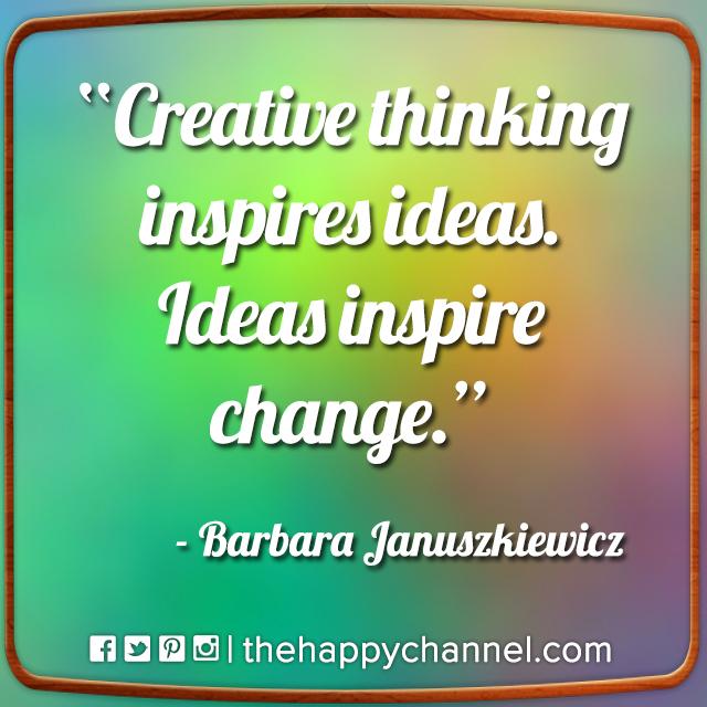 Creative Thinking…