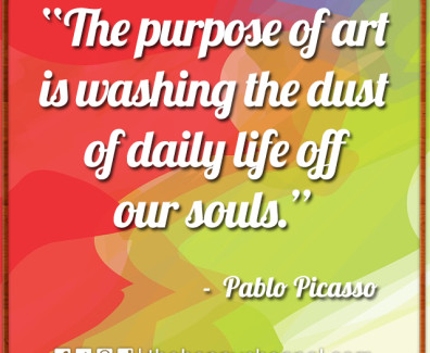 The Purpose of Art...